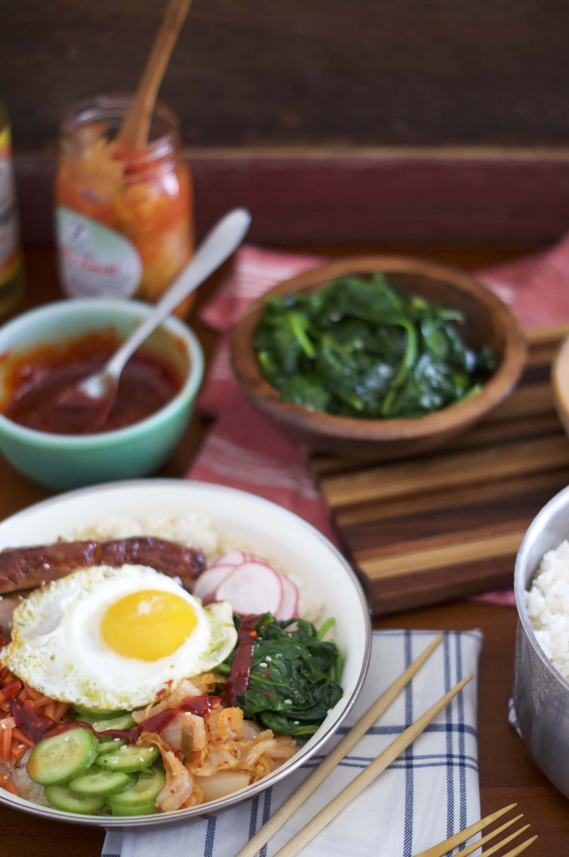 Pork Belly Bibimbap