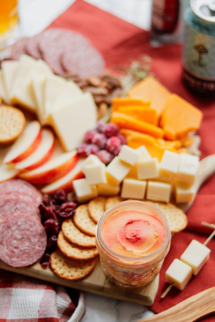 Wisconsin Cheese Cheeseboard