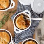 puff pastry pot pie recipe